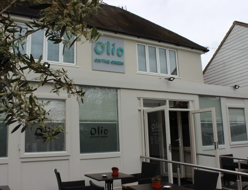 Olio On The Green Opening