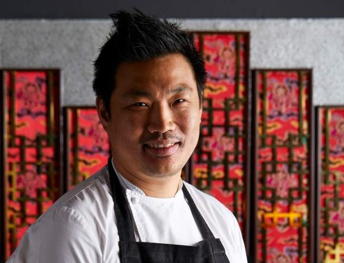 Chef of the Year Andrew Wong First Michelin Star